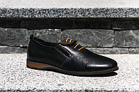 Шкіряне взуття від українського виробника- замовляй туфлі відмінної якості! Остання пара 40 розмір!