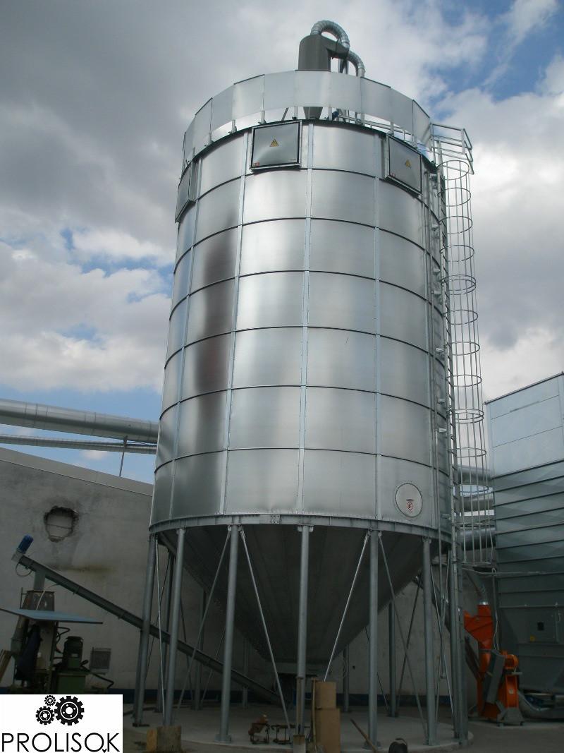 Зерновой силос 153 т
