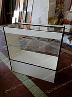 В НАЛИЧИИ. Прилавок стеклянный, торговый прилавок, витрина, стеклянная стойка