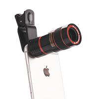 8X Zoom Объектив телескоп для телефона \ iPhone