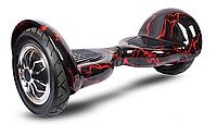 "Гироборд Smart Balance Wheel 10"" Молния красная"