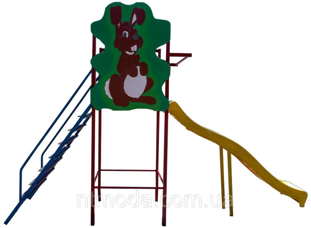 Детский игровой комплекс. МП-003-2