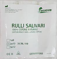 Стоматологические ватные валики RL112 (12мм) SOGEVA