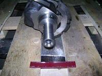 Вал коленчатый Д 245.7,9,Е3 (ГАЗ, МАЗ, ПАЗ) <ЕВРО-3> 7 отв., без шлиц. (пр-во ММЗ)