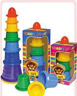 """Детская игрушка Пирамидка """"Самбреро"""" 2681"""