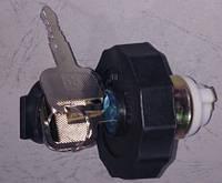Крышка топливного бака JAC 1020K, JAC 1020KR, Foton 1043, 1046, 1049