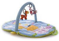 Biba Toys Развивающий коврик-сумка с дугами Biba Toys Веселая ферма (085BP)