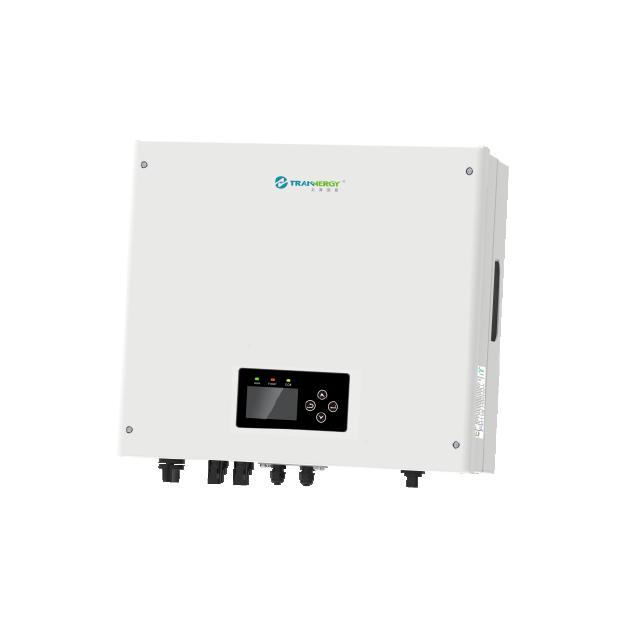 Сетевой инвертор TRANNERGY TRM030KTL (30 кВт)