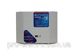 """Стабілізатор напруги """"Укртехнологія"""" NORMA 5000"""