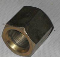 Гайка стремянки рессоры передней Howo, Hania Sinotruk, Foton AC3251/2 WD615 Евро2 (6x4)