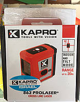 Лазерный нивелир, лазерный уровень Kapro 862