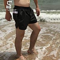 Плавательные шорты мужские ТУР BW18 черные, фото 1