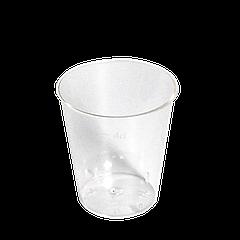 Рюмка 40 гр ( без ножки) стеклоподобная (40шт/33уп/1320ящ)