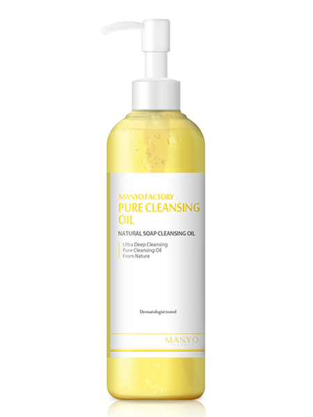 Manyo Factory Pure Cleansing Oil Гидрофильное масло