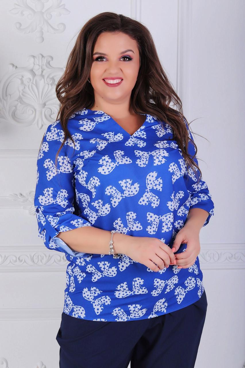 Женская Рубашка Блузка Размер 50 52 54 Новинка — в Категории