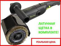 ✅ Щёточная машина Титан PSM15120 + латунная щётка, фото 1