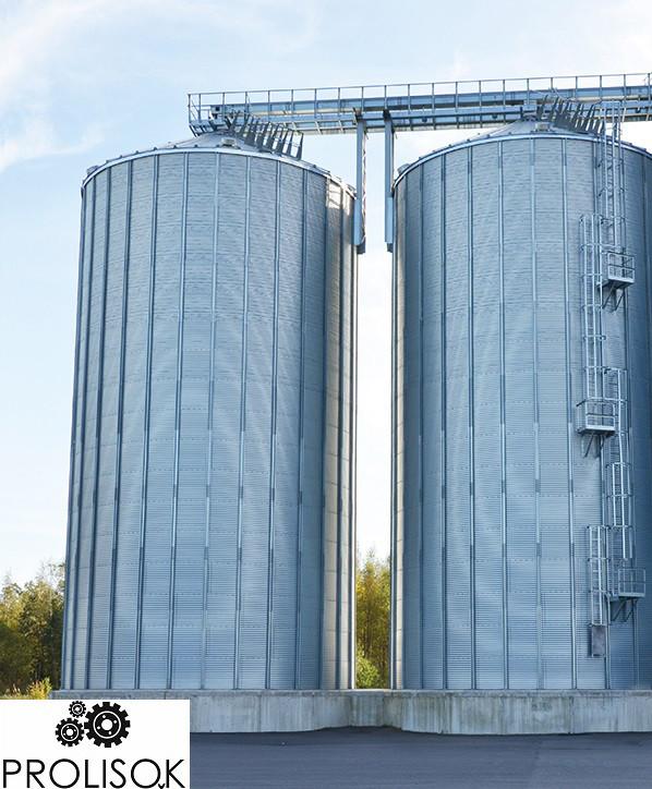 Силосы для хранения зерна 136 т