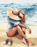 Картина по номерам - Под пьянящим солнцем