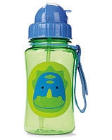 Поильник Skip Hop Zoo Bottle (Динозавр), фото 1