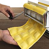 Marcato Pasta Set локшинорізка + насадка для пельменів і спагетті, Італія, фото 3