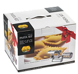 Marcato Pasta Set локшинорізка + насадка для пельменів і спагетті, Італія, фото 9