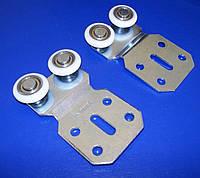 Ролики для подвесной двери Новатор 60кг, фото 1