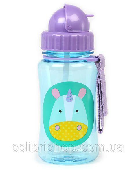 Поильник Skip Hop Zoo Bottle (Единорог)