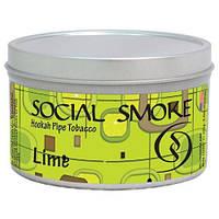 Social Smoke Lime 100 грамм