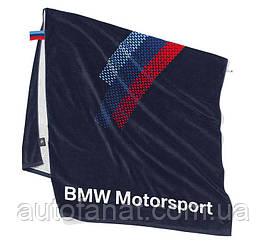 Оригинальное полотенце BMW Motorsport Towel (80232446462)