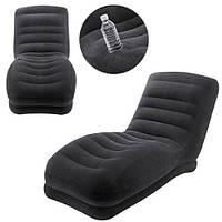 Надувное кресло Intex 68595, 86х170х94 см (Y)