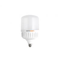 Высокомощная LED лампа Евросвет EVRO-PL-40-6400-27 40W 6400K E27 220V