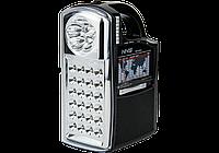 Колонка Kronos nns-040u Mp3 с радиоприемником и фонарем, фото 1
