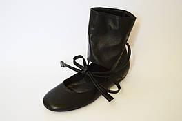 Туфли кожаные Kluchini 4132