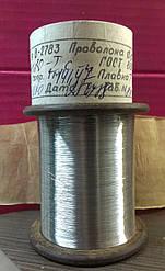 Проволока нихромовая х20н80  0,2 мм 10 метров