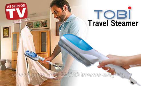 Отпариватель утюжок ручной Tobi Travel steamer (Тоби трэвэл стимэр) купить  в Украине - Интернет fa2fbdba1b982