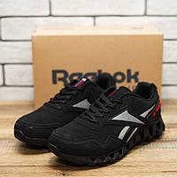 Кроссовки мужские Reebok ZigWild TR2 20321 рибок обувь черные Реплика
