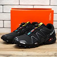 Кроссовки мужские Salomon Speedcross 3 60651 саломон обувь кроссы Реплика