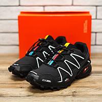 Кроссовки мужские Salomon Speedcross 3 60691 саломон обувь Реплика