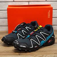 Кроссовки мужские Salomon Speedcross 3 60631 саломон обувь кроссы Реплика