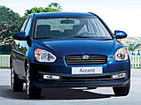 Авточехлы Hyundai Accent MC 2006-2010 Nika, фото 10