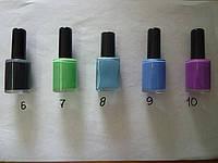 Клей-краска  для тела  цветная, 16мл