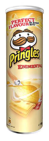 Чіпси Pringles Emmental, 175 гр, фото 2