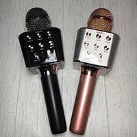 Караоке-микрофон Wster WS-1688 Bluetooth