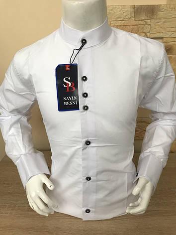 Детская рубашка Sinyor Besni 7-12 коттон, фото 2