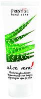 """Увлажняющий крем для рук с Алоэ Вера и минеральным комплексом из Mg, Zn, Cu серии """"Prestige Body"""""""