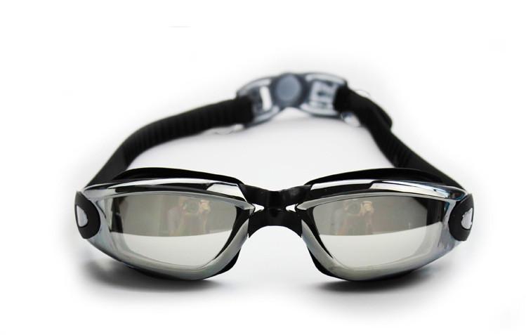 Зеркальные очки для плавания Langca