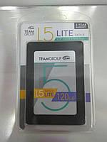 "SSD накопитель TEAM L5 120GB 2.5"" SATAIII  Новий"