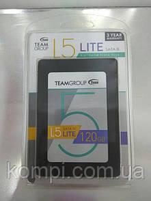 "SSD накопичувач TEAM L5 120GB 2.5"" SATAIII Новий"