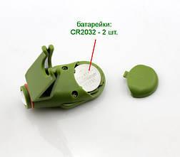 Фонарь на козырек с прищепкой цвет армейский зеленый, фото 3