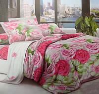 Двуспальный комплект постельного белья 3д  бязь